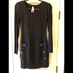 Bailey 44 black dress S